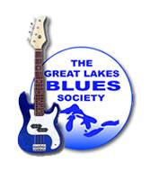 Great Lakes Blues Society Logo